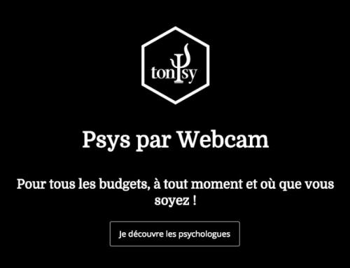 Consulter un psy par webcam