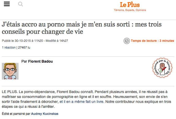 Chronique Florent Badou