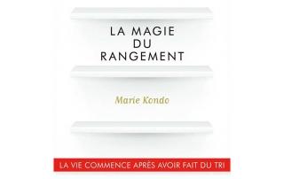Marie Kondo la magie du rangement
