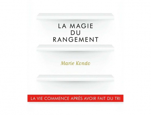 Marie Kondo : la Magie du Rangement